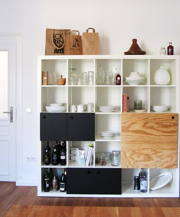 expedit kitchen storage ikea hackers ikea hackers. Black Bedroom Furniture Sets. Home Design Ideas