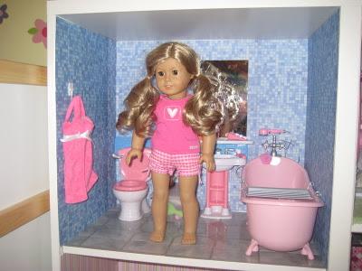 Besta American Girl Sized Doll House Toy Car Garage IKEA Hackers