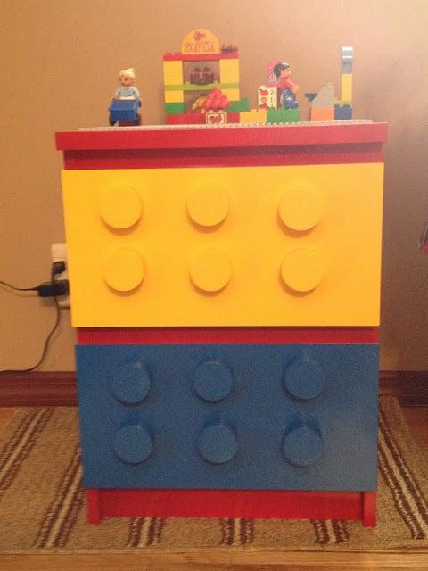 Camerette per bambini   cassettiere malm di ikea