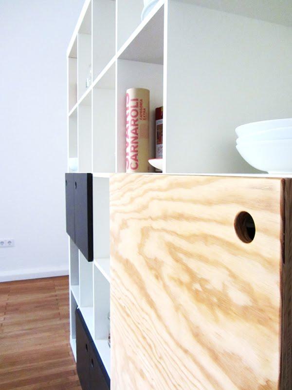 Spiksplinternieuw EXPEDIT - kitchen storage - IKEA Hackers TS-01