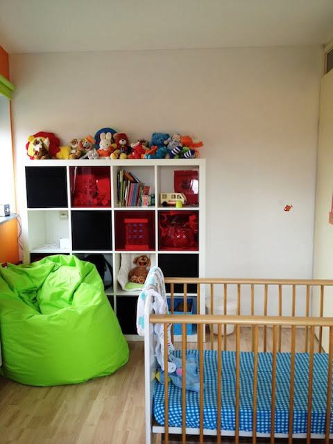 IKEA Nursery changing station