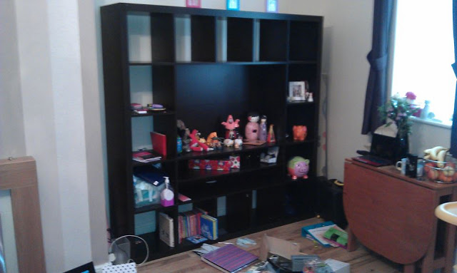 cutting the Expedit