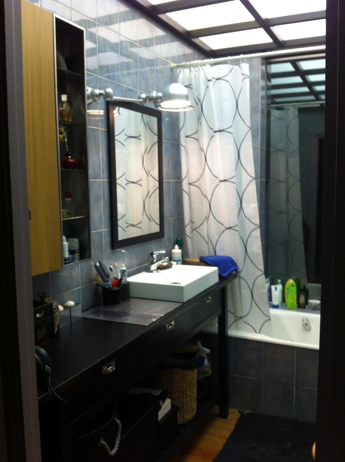 norden becames industrial bathroom