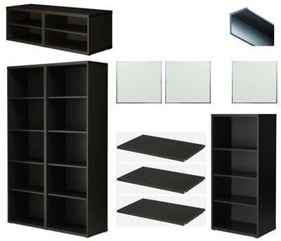 My Best Besta Bookshelf Ikea Hackers