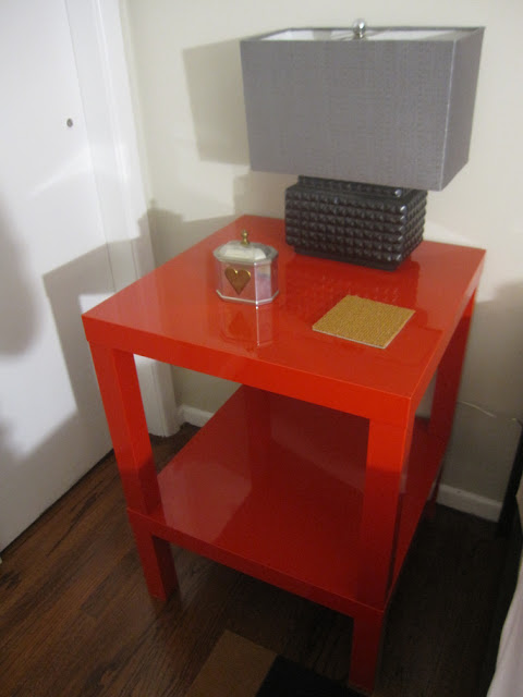 Double Decker Lack Bedside table