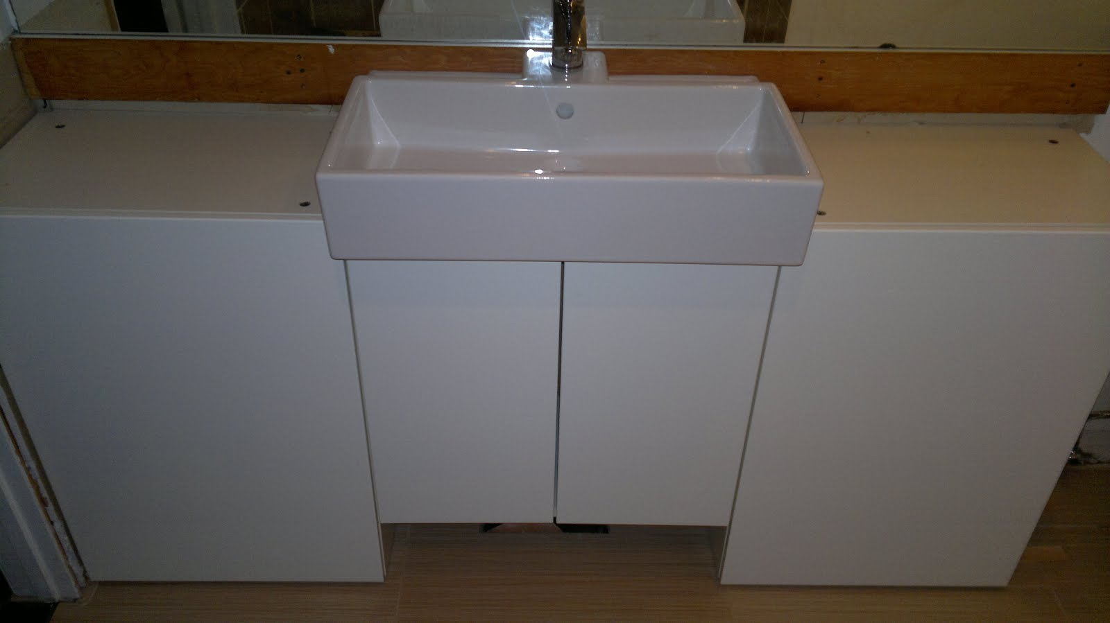 Narrow depth bathroom vanity - 12 Depth Bathroom Vanity