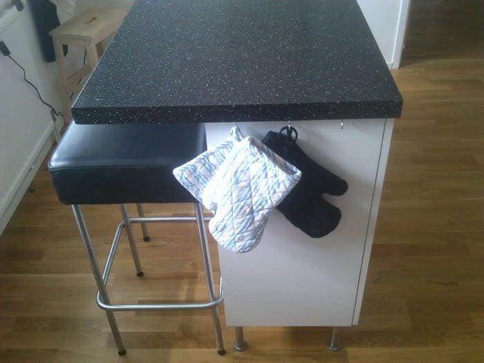 Coat And Umbrella Stand Ikea ~ Kitchen island  All ikea material  IKEA Hackers  IKEA Hackers