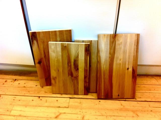 IKEA Ekby Ståtlig shelves