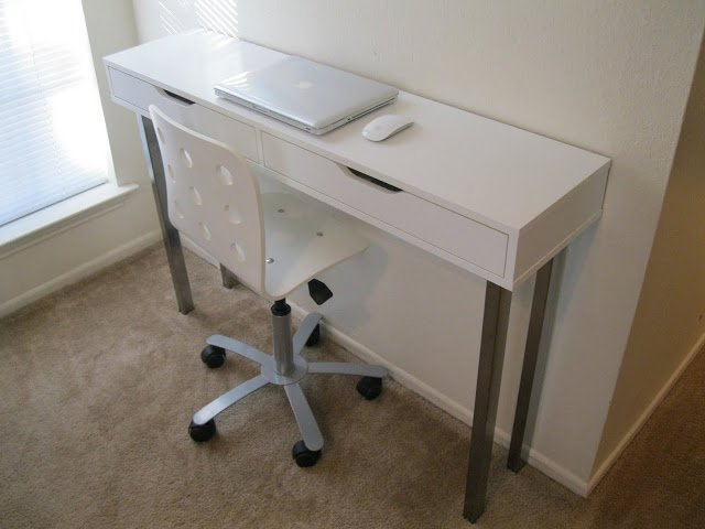 IKEA Ekby Alex desk