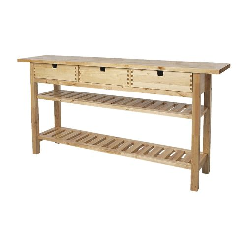 A norden kitchen island ikea hackers ikea hackers - Console table d appoint ...