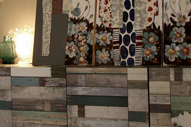 thrifty driftwood deluxe - besta at its best? - ikea hackers
