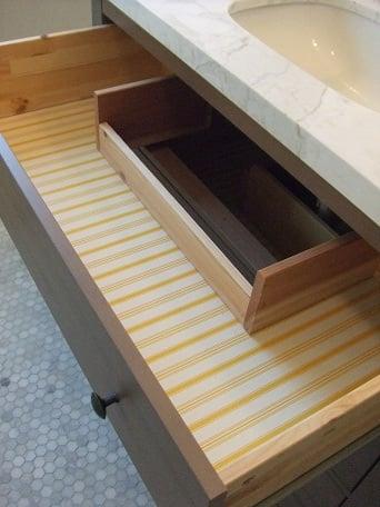 Vanity From HEMNES Dresser IKEA Hackers IKEA Hackers