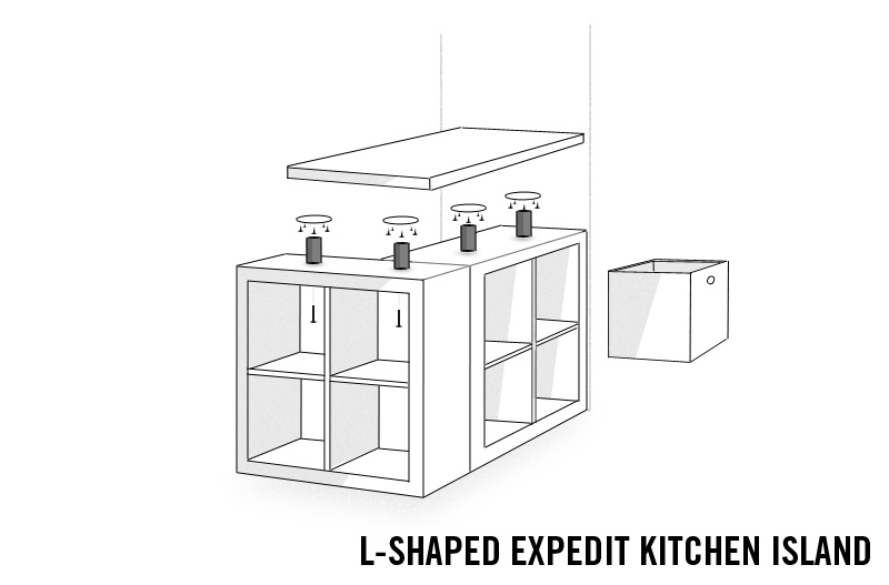 Ikea Kinderbett Stäbe Entfernen ~ Description For our new kitchen we searched a kitchen island But