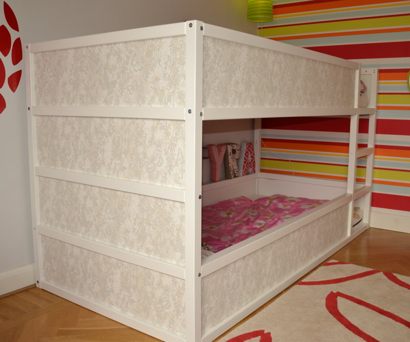 Luxury Girly Kura bunk bed