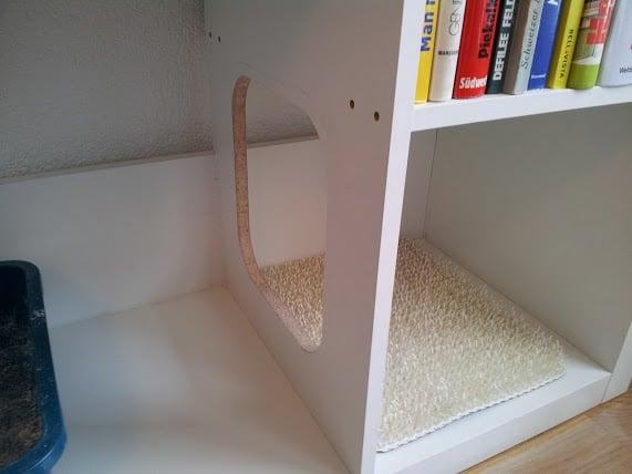 Expedit Cat Litter Box Ikea Hackers