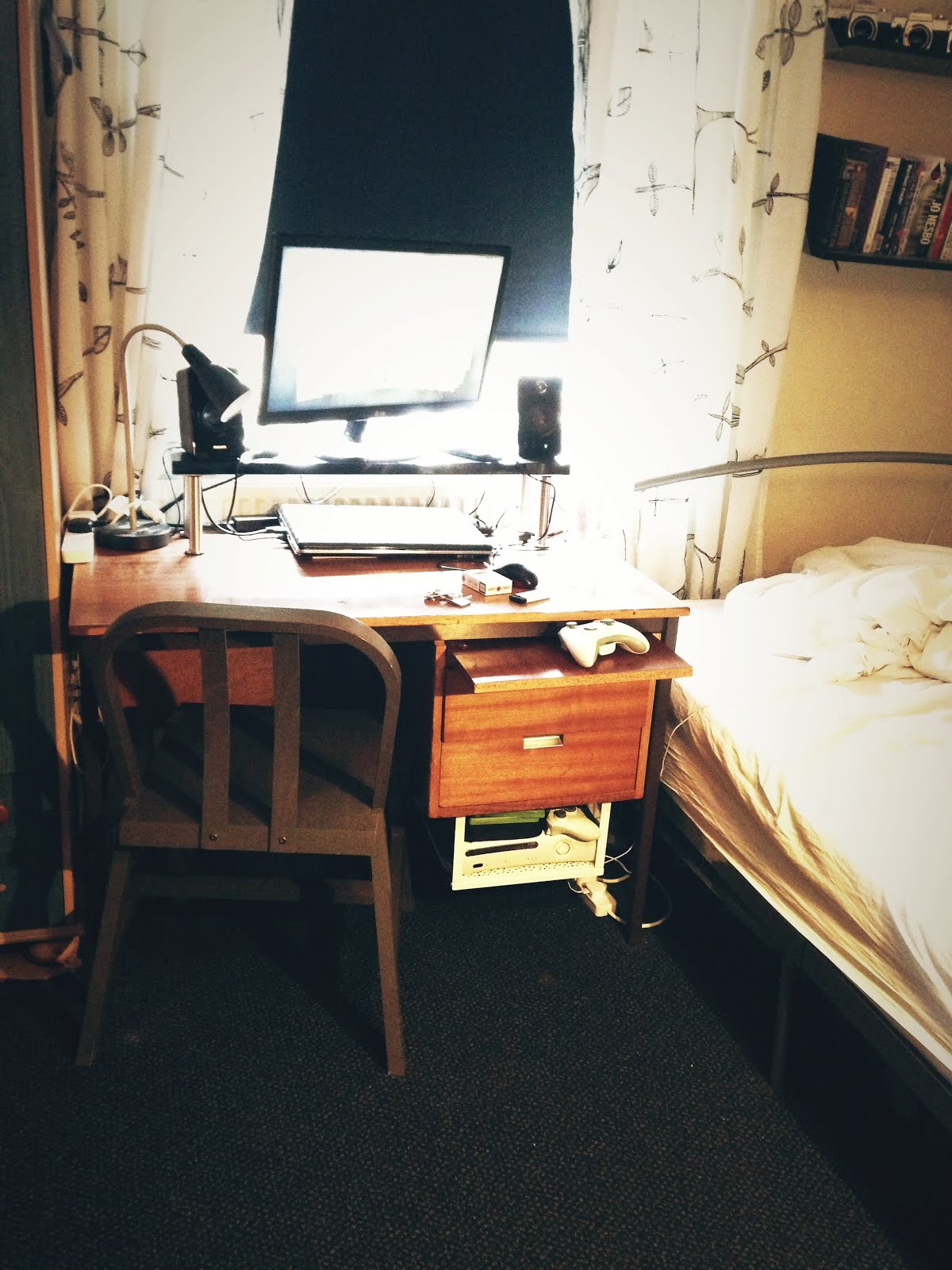 Compact living desk mod  IKEA Hackers  IKEA Hackers