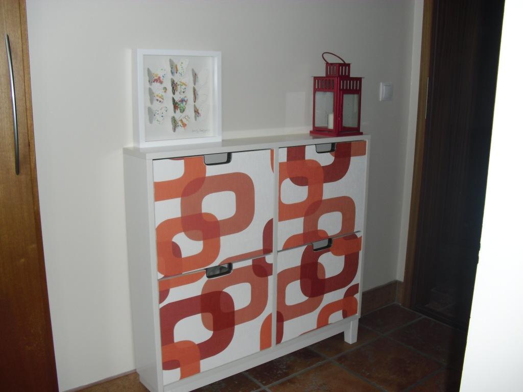 STÄLL shoe cabinet makeover - IKEA Hackers - IKEA Hackers
