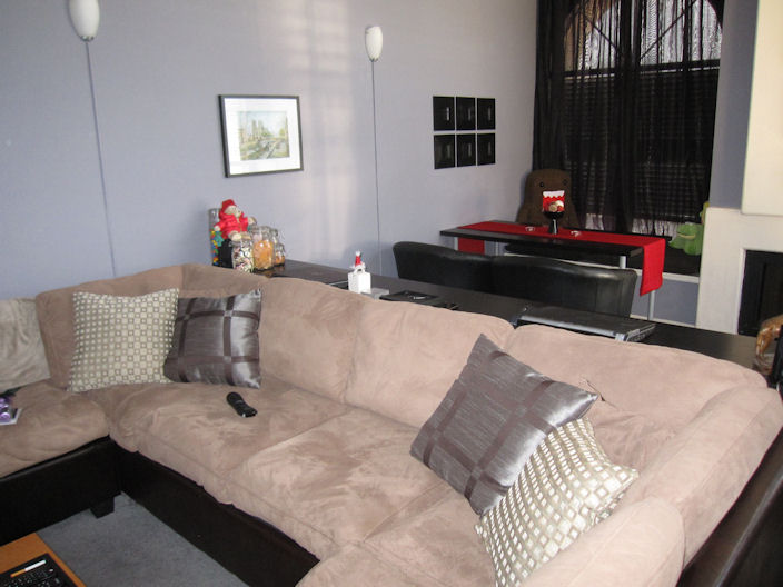 Astounding Expedit Sofa Table Bar Computer Desk Ikea Hackers Squirreltailoven Fun Painted Chair Ideas Images Squirreltailovenorg