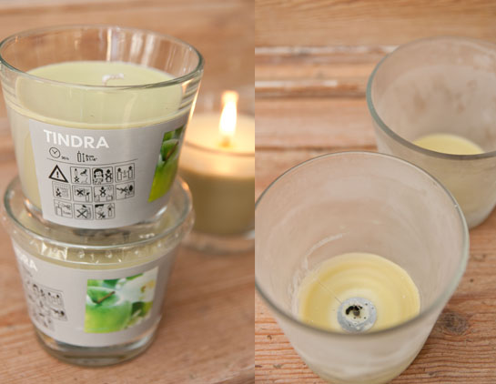 Tindra candles
