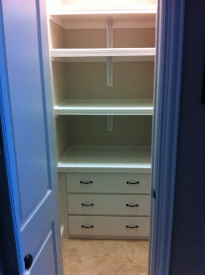 Ikea Malm Closet Drawers Hackers