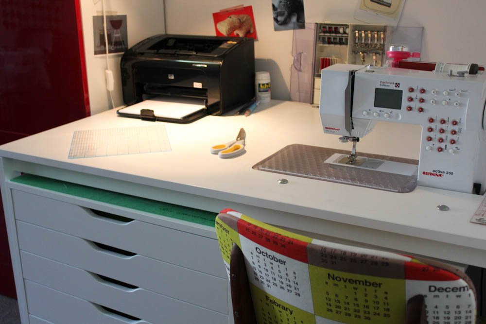 Melltorp To Sewing Desk IKEA Hackers Stunning How To Use Ikea Sewing Machine