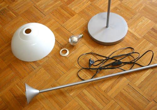 Ikea Faktum Lade Verwijderen ~ Dress and cage stand from floor lamp  IKEA Hackers  IKEA Hackers