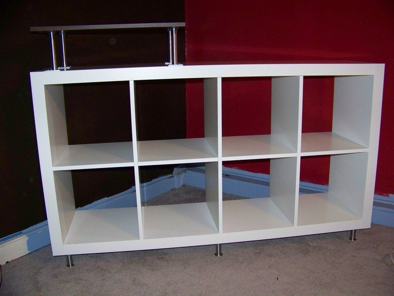 Retro 60 S Expedit Stereo Corner Ikea Hackers