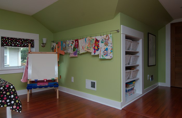 What To Do With Your Kid S Artwork Ikea Hackers