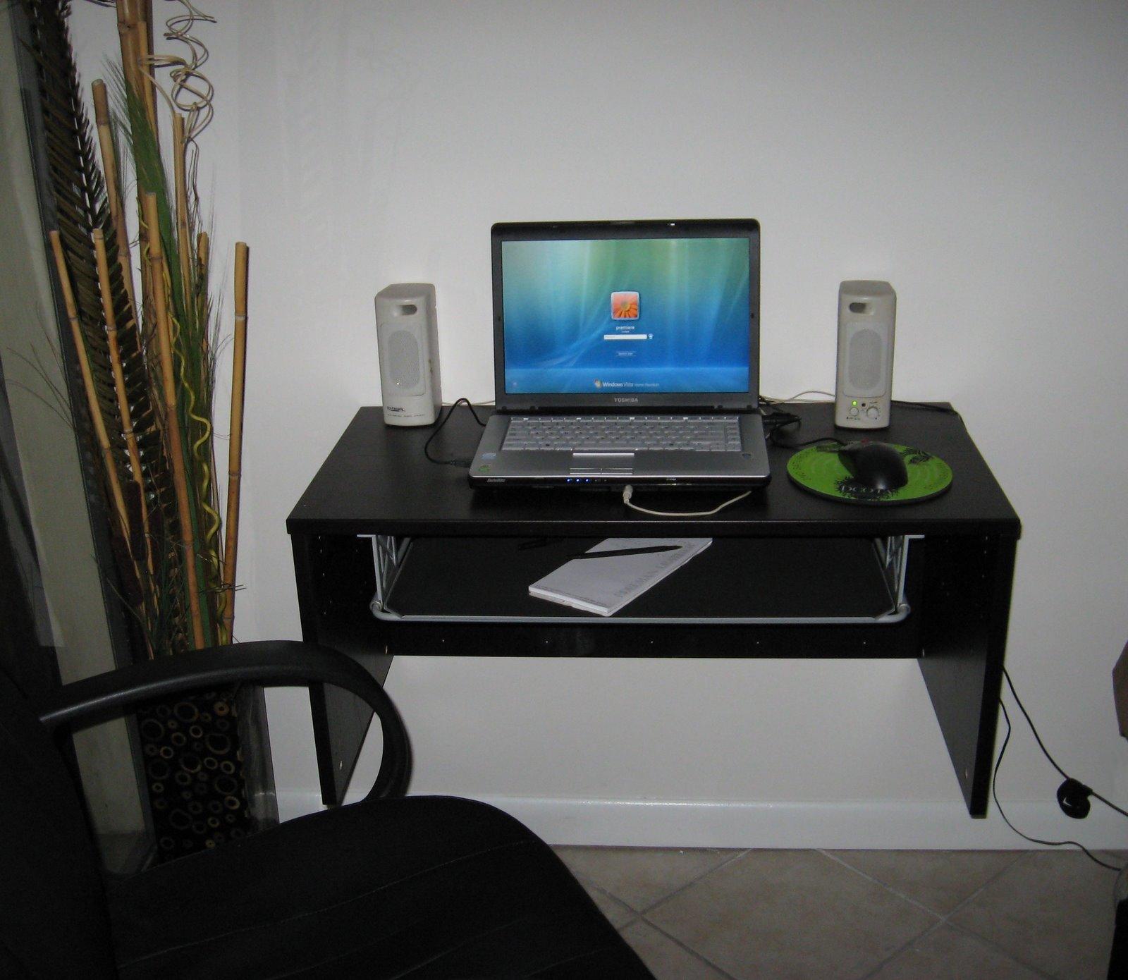 - Hack A Floating Laptop Table - IKEA Hackers