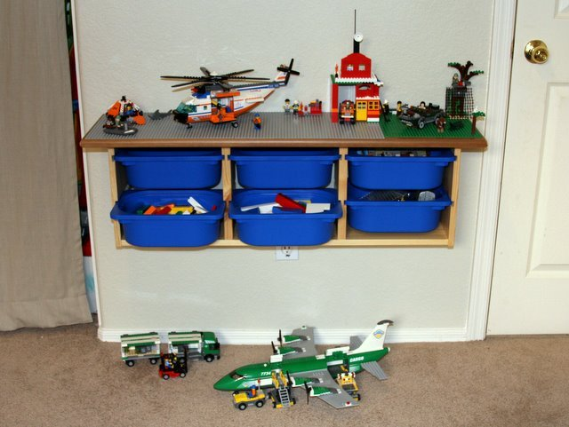 35 diy lego table storage ideas you simply cant resist images source 1 2 solutioingenieria Gallery