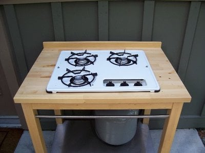 IKEA Varde outdoor barbecue stove | IKEA Hackers
