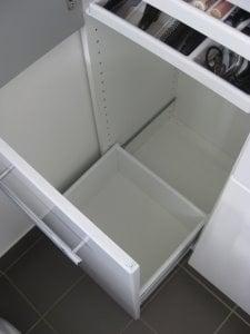laundry basket storage hack - ikea hackers Ikea Laundry Storage