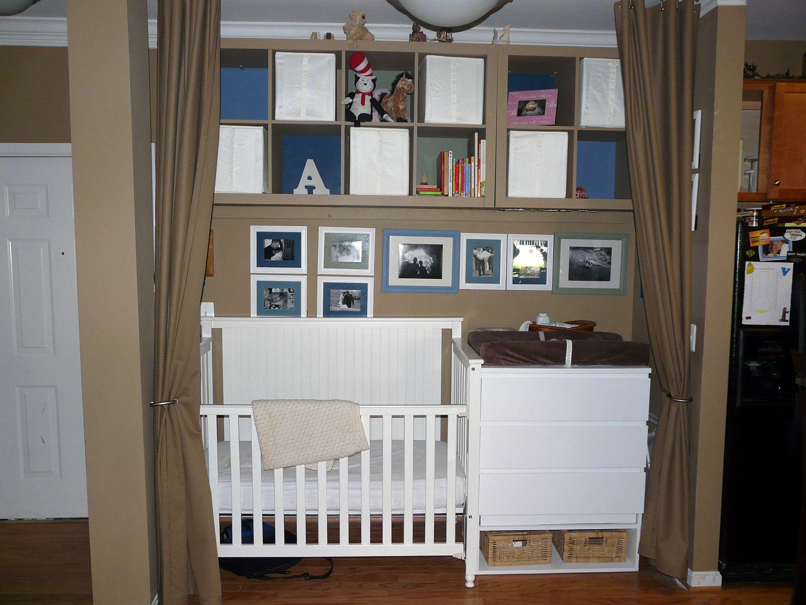 A baby room with ikea hacksIKEA HackersIKEA Hackers