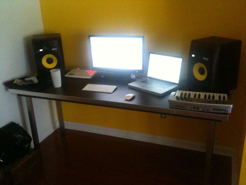 Modern Work Desk modern work desk - ikea hackers - ikea hackers