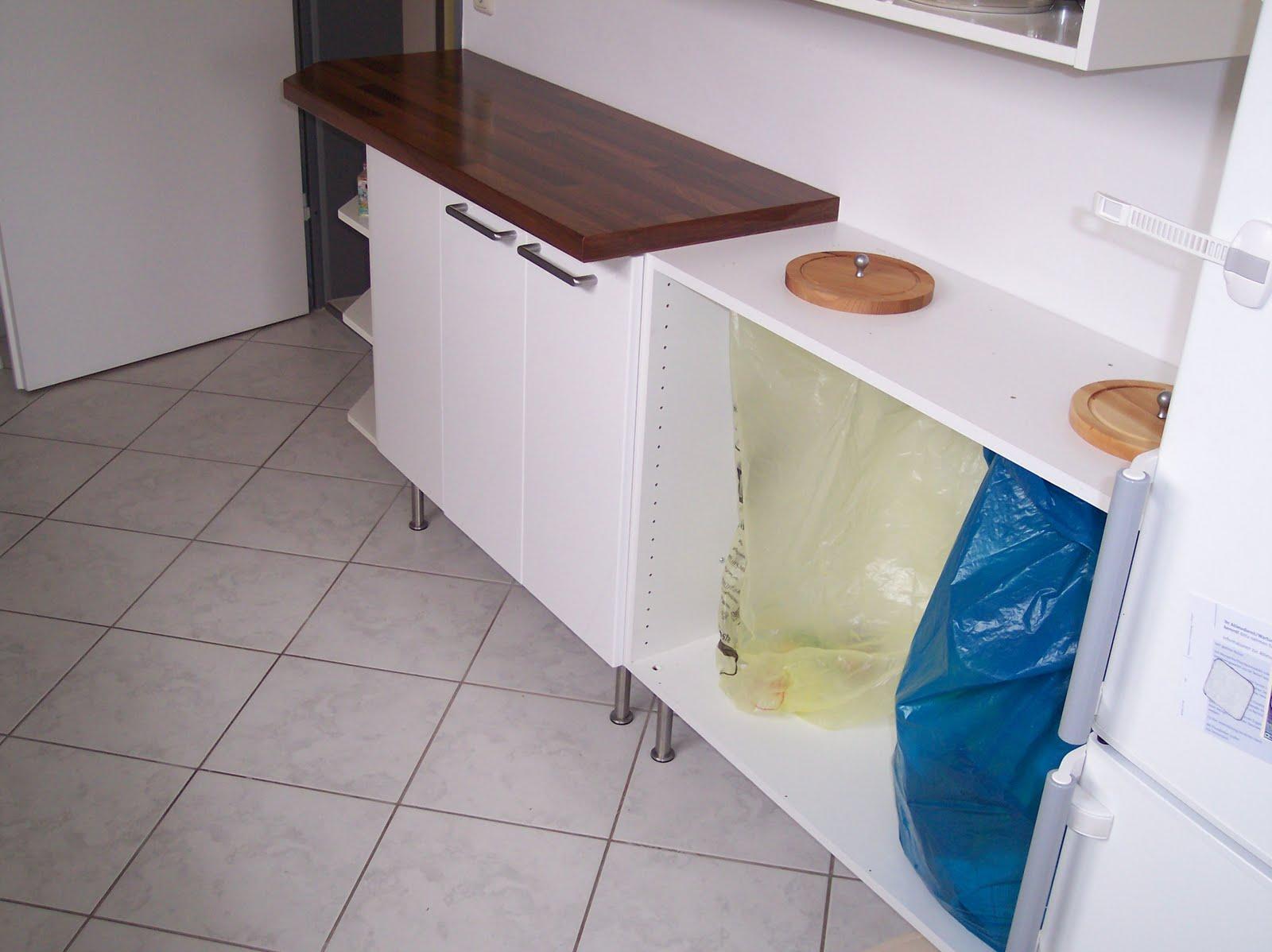 Recycling bin solution - IKEA Hackers