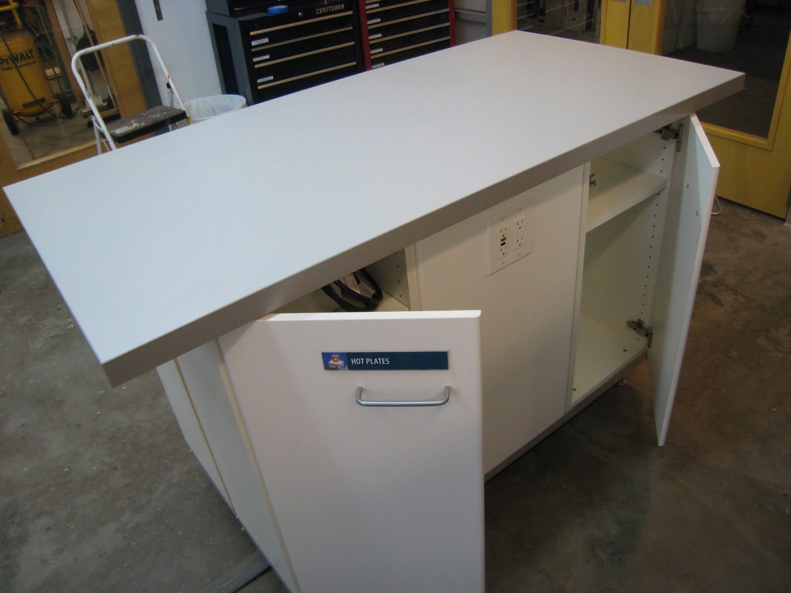 Astounding Lab Bench From Kitchen Cabinets Ikea Hackers Unemploymentrelief Wooden Chair Designs For Living Room Unemploymentrelieforg
