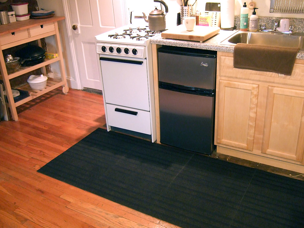Kitchen Carpeting Borris Mat Modular Carpet Squares Ikea Hackers Ikea Hackers