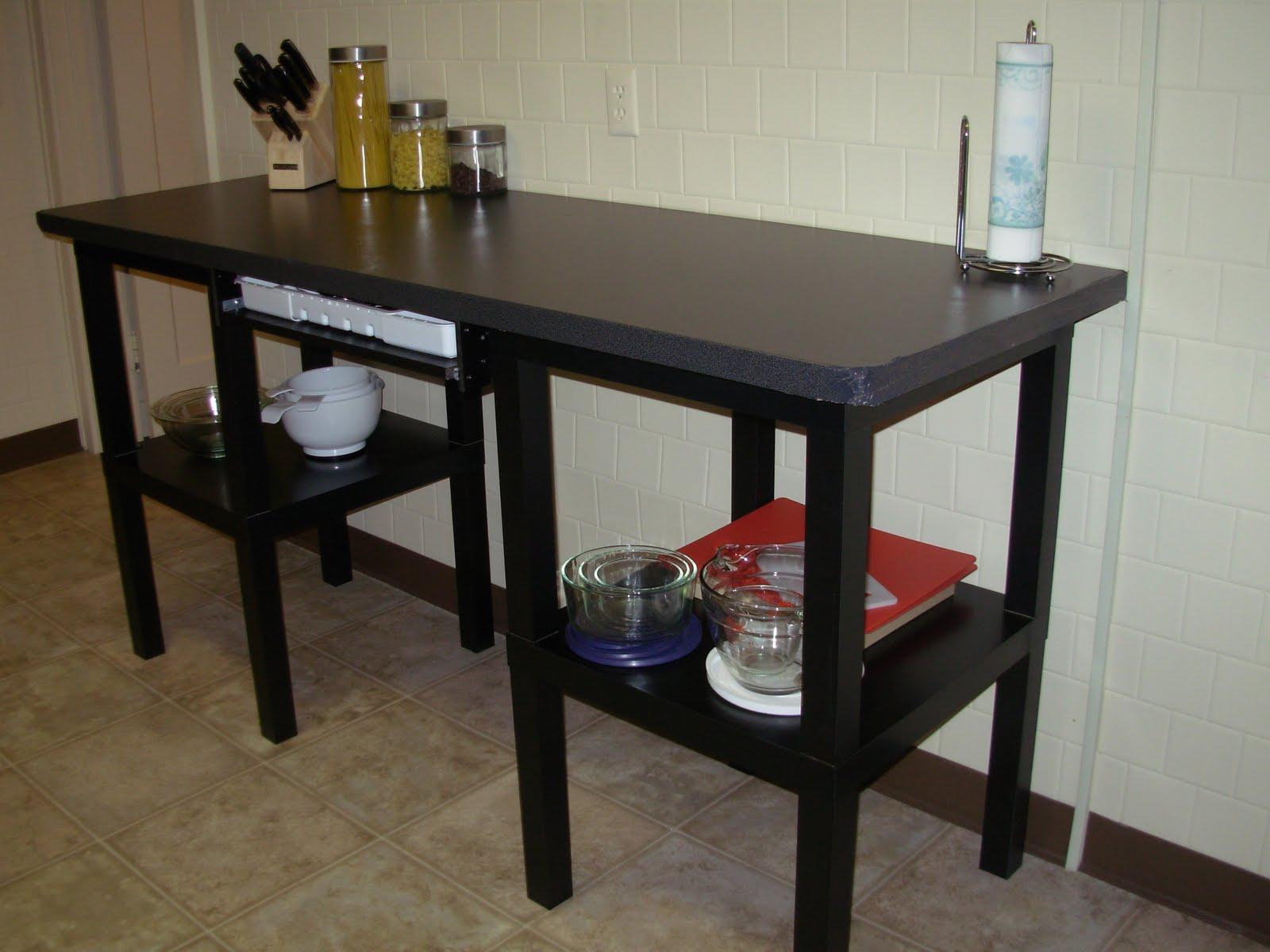 Kitchen Work Station
