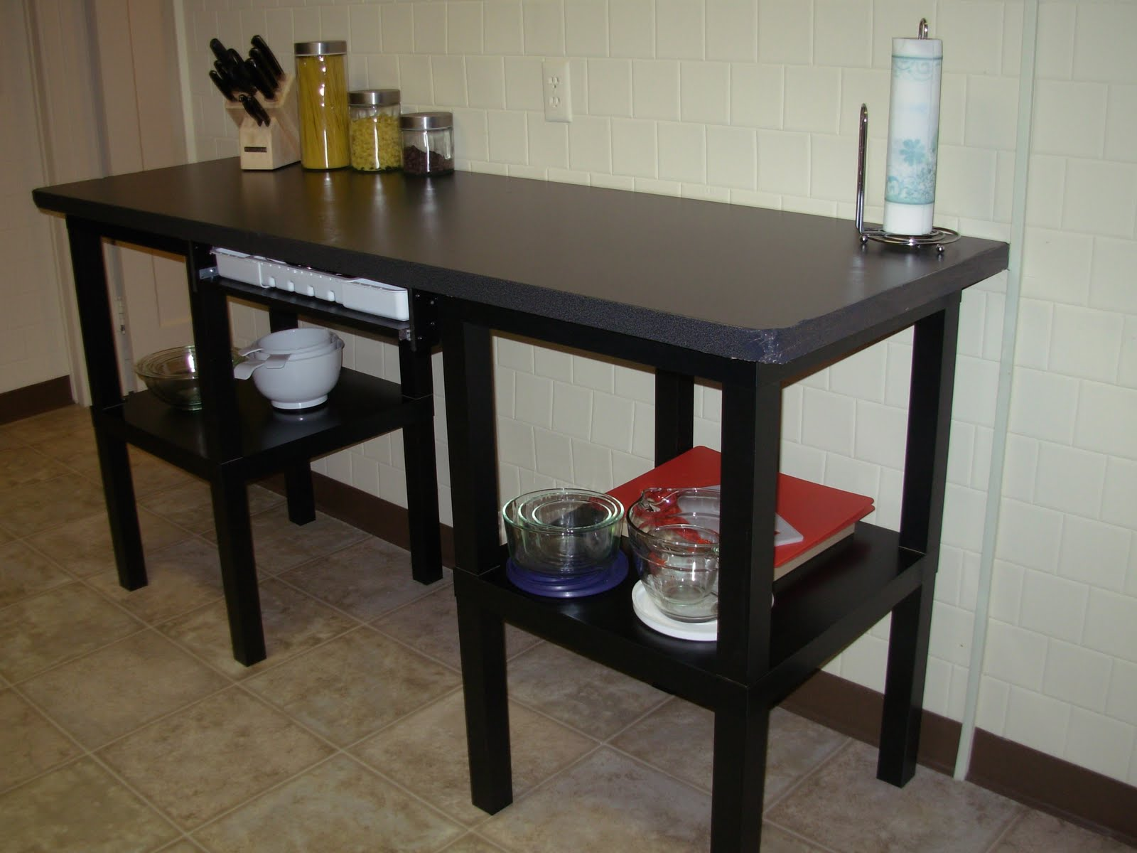 Kitchen work station IKEA Hackers IKEA Hackers