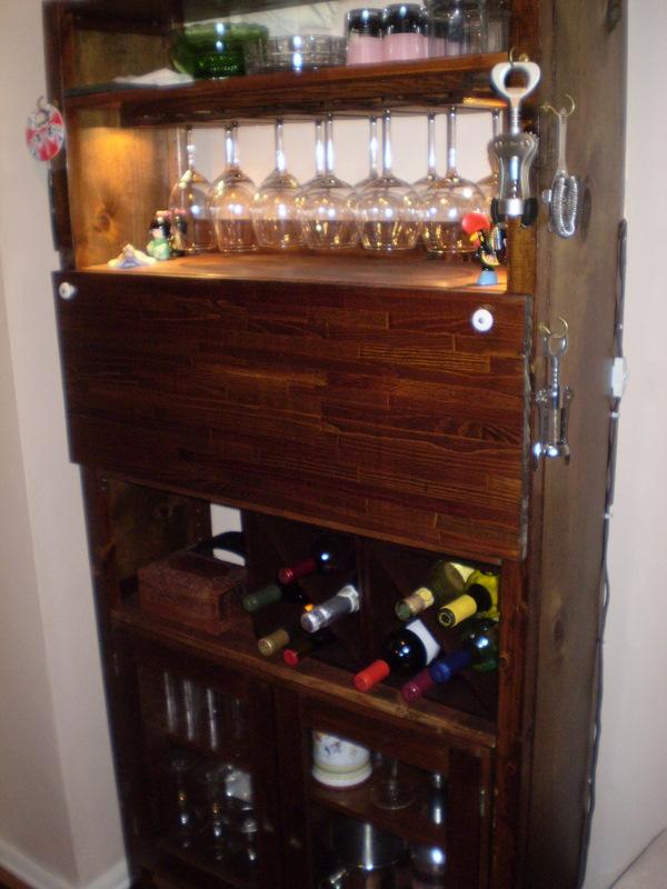 Have a cocktail on an Ivar bar - IKEA Hackers - IKEA Hackers
