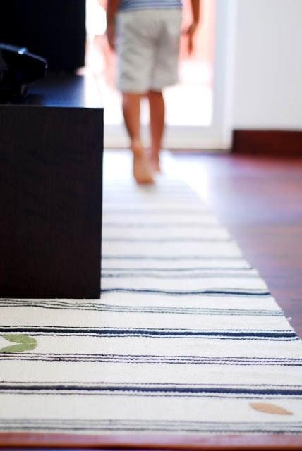 IKEA SIGNE rug runner