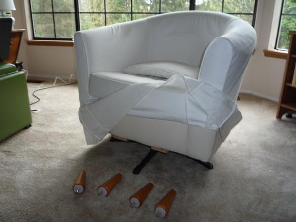 Tullstas New Legs IKEA Hackers