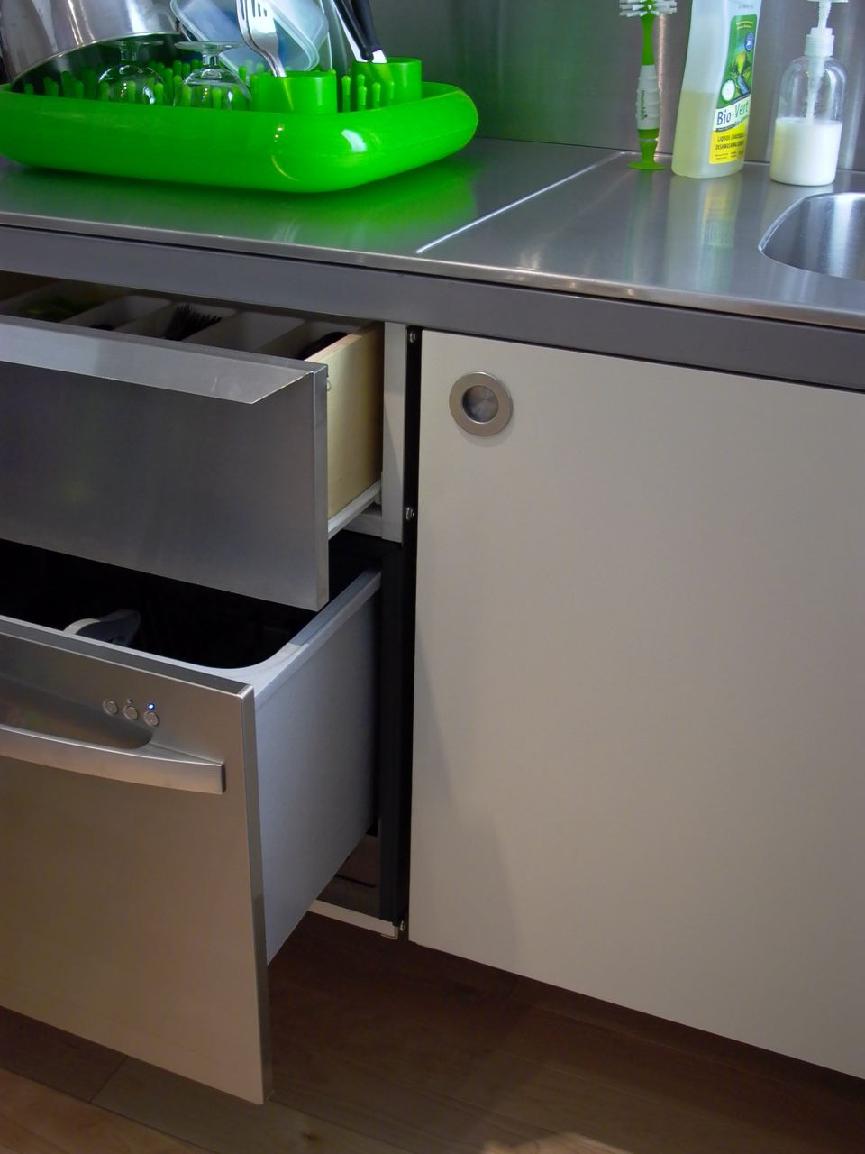 Fitted dishwasher for the Udden  IKEA Hackers  IKEA Hackers -> Kuchnia Ikea Udden