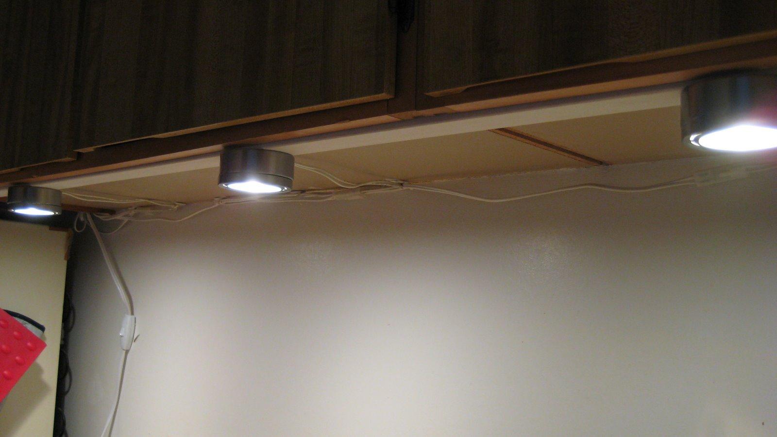 Ikea Grundtal Under Cabinet Lighting ~ Improve your kitchen counter lighting  IKEA Hackers  IKEA Hackers