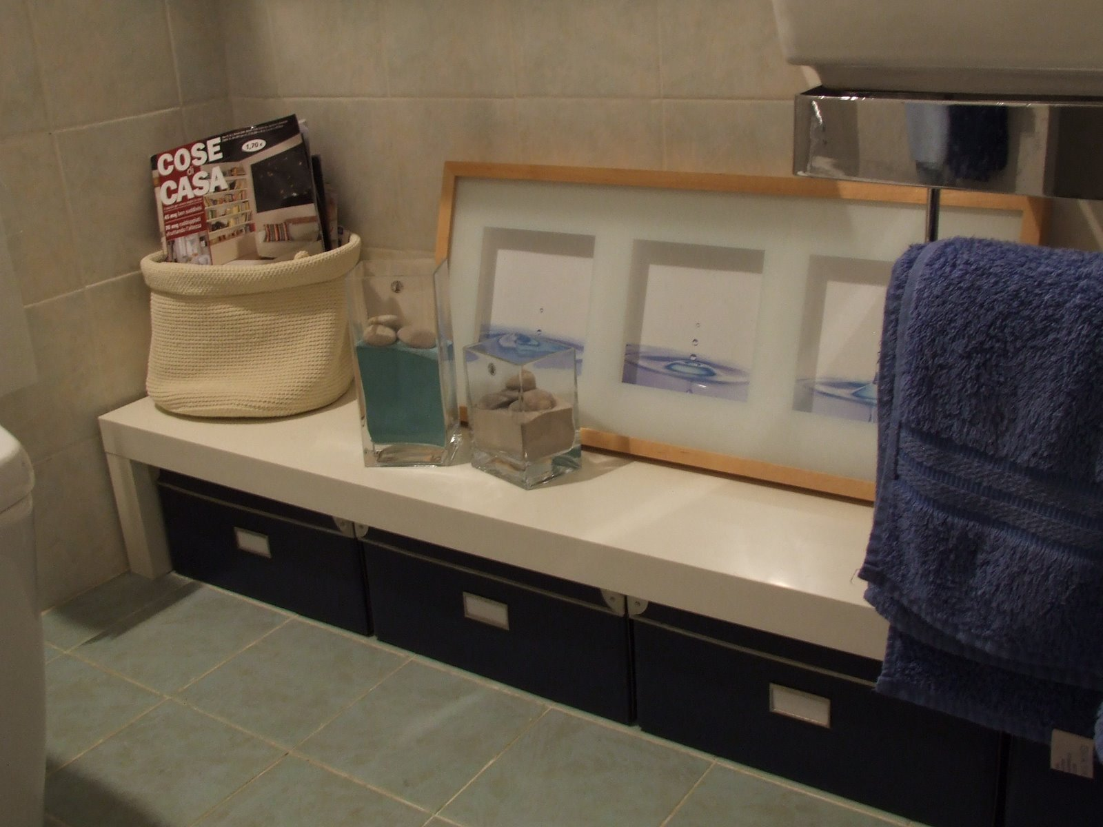 Bathroom Bench looking for a low bathroom bench? here's one to hack. - ikea