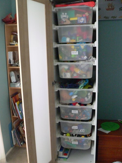 Ikea Furniture As Toy Storage It S Not Really A Hack We Haven T Changed Anything But More Of Way Using Piece Diffely