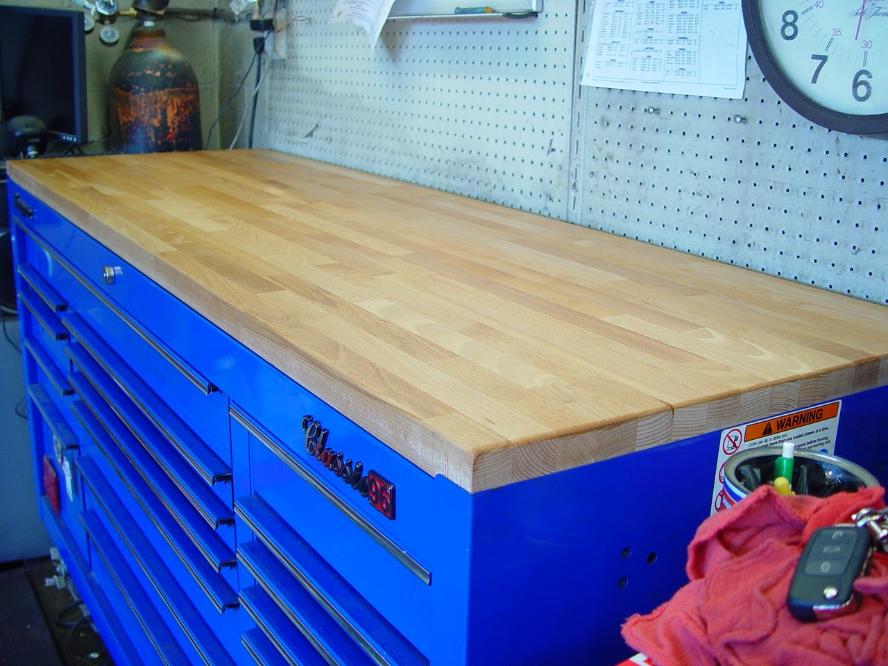 Nick S Butcher Block Work Top Ikea Hackers
