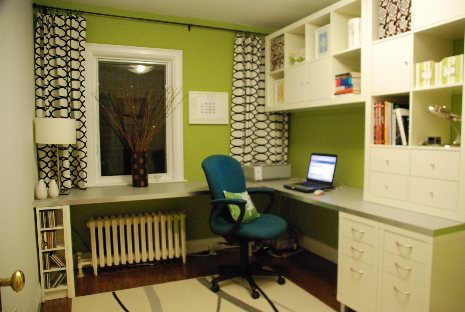 home office make over ikea hackers ikea hackers