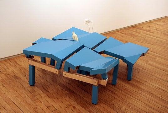 motorized LACK tables