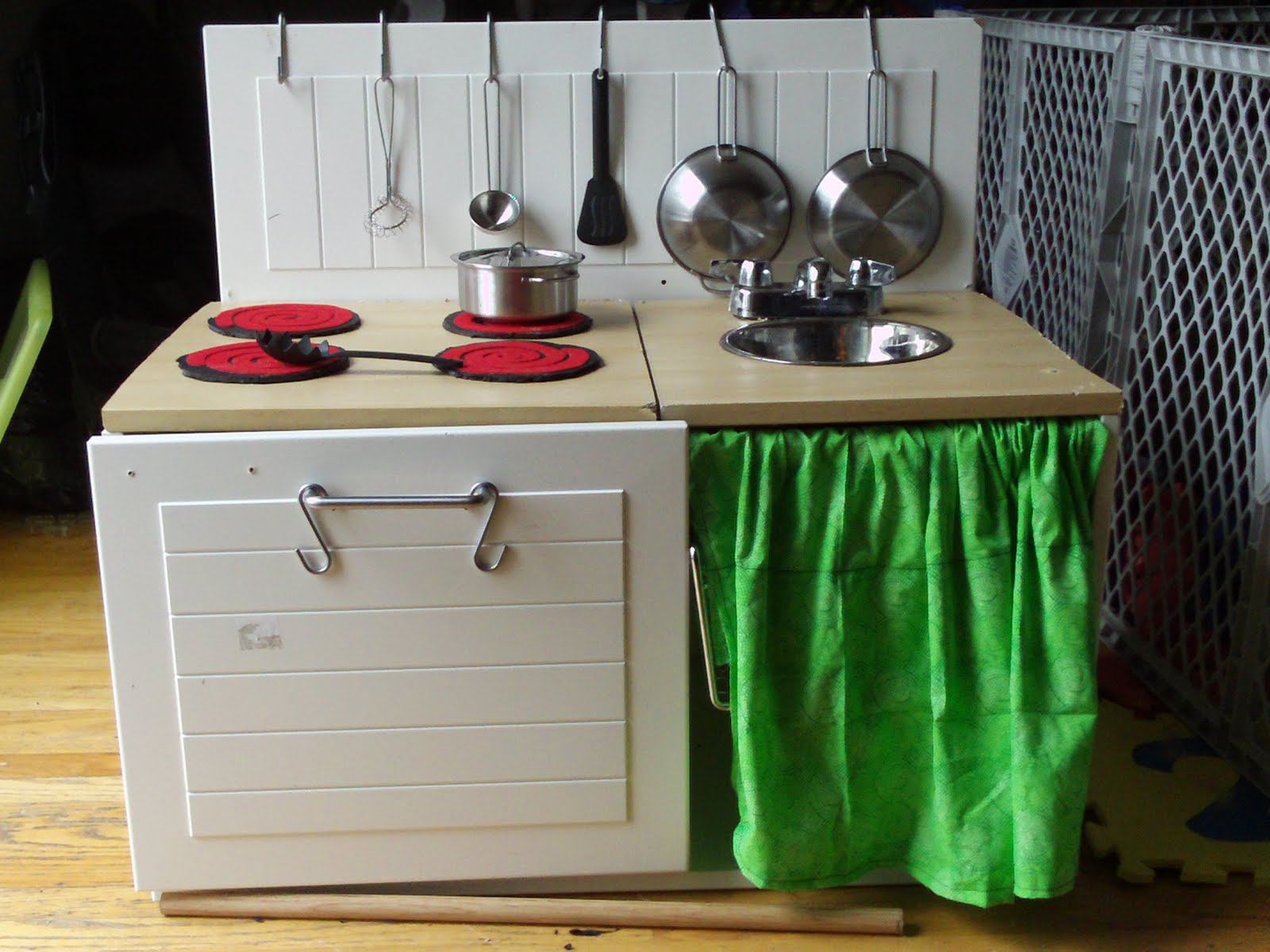 French Country Play Kitchen - IKEA Hackers